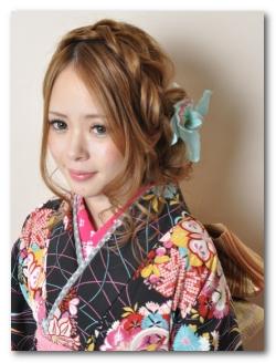 成人式 髪型 成人式 髪型 編み込み ショート  成人式】今年はシンプルな